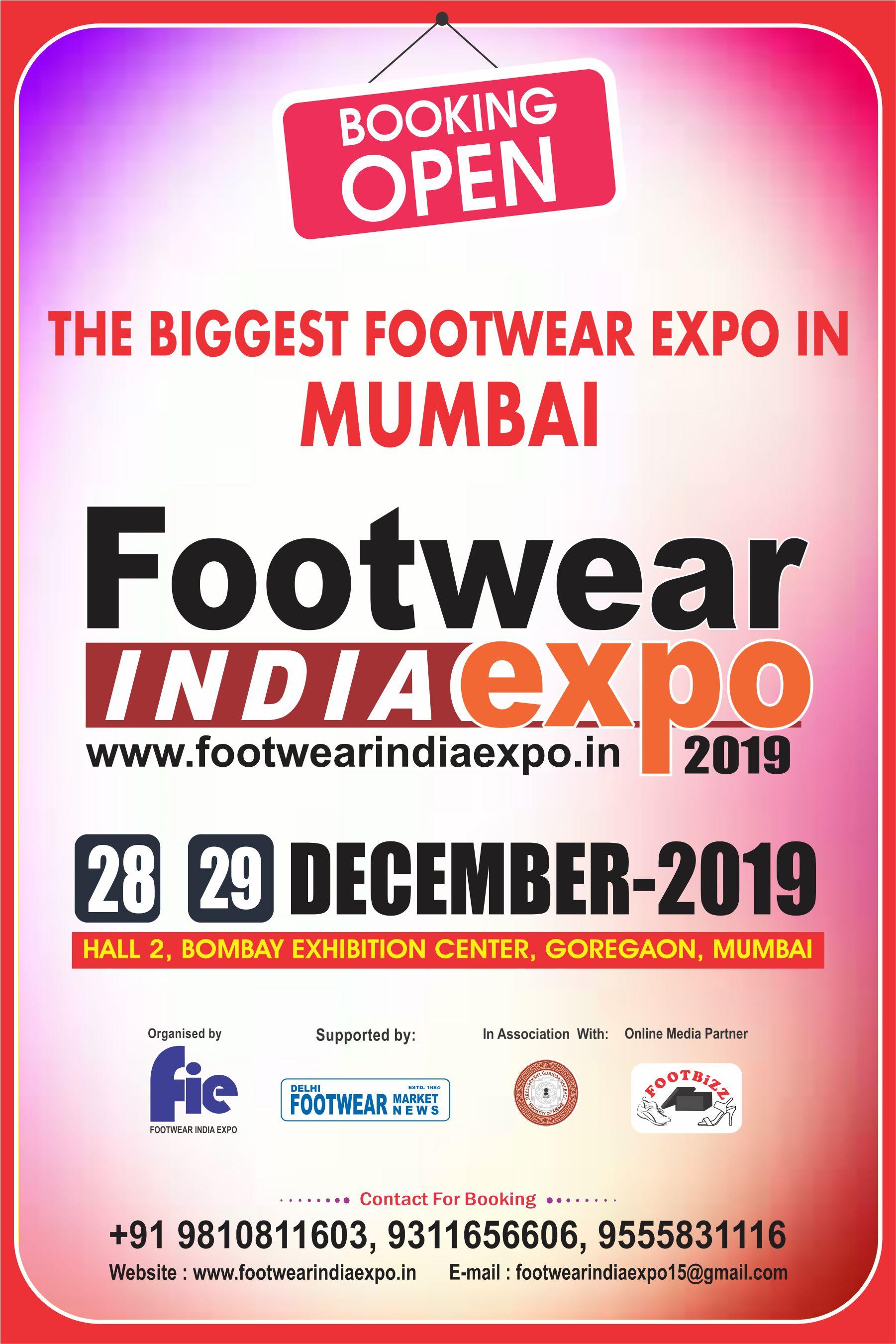 Footwear India Expo, footwear expo delhi,Footwear India Expo